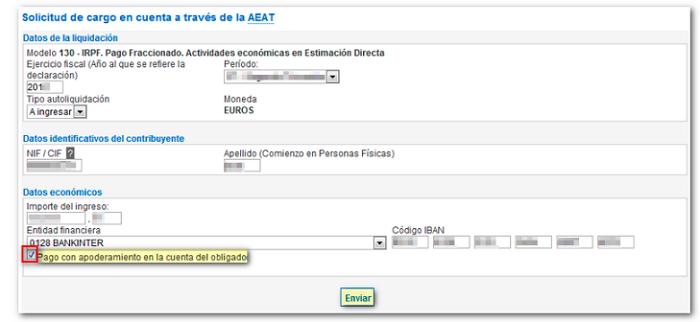 Apoderamiento AEAT