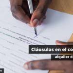 Qué cláusulas debe contener el arrendamiento de un local de negocio