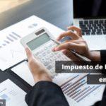 Cálculo del Impuesto Donaciones en la Comunidad Valenciana